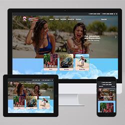 Caribe Tours Website