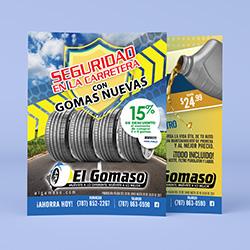 El Gomaso Flyer