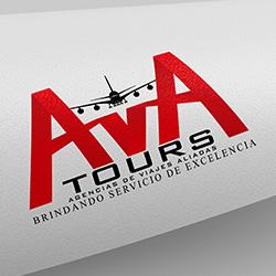 AVA Tours Logo