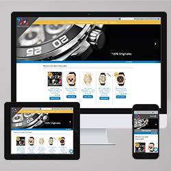 Techno Moda PR Website