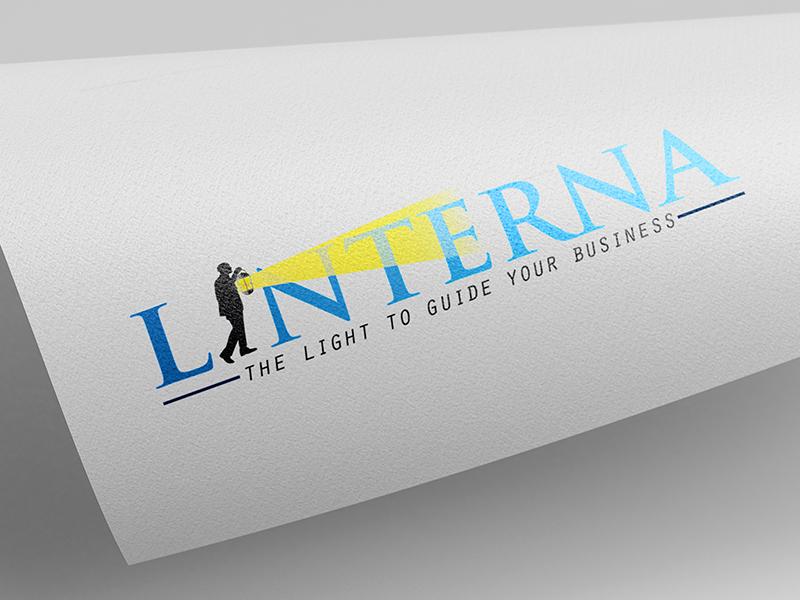 Linterna Logo
